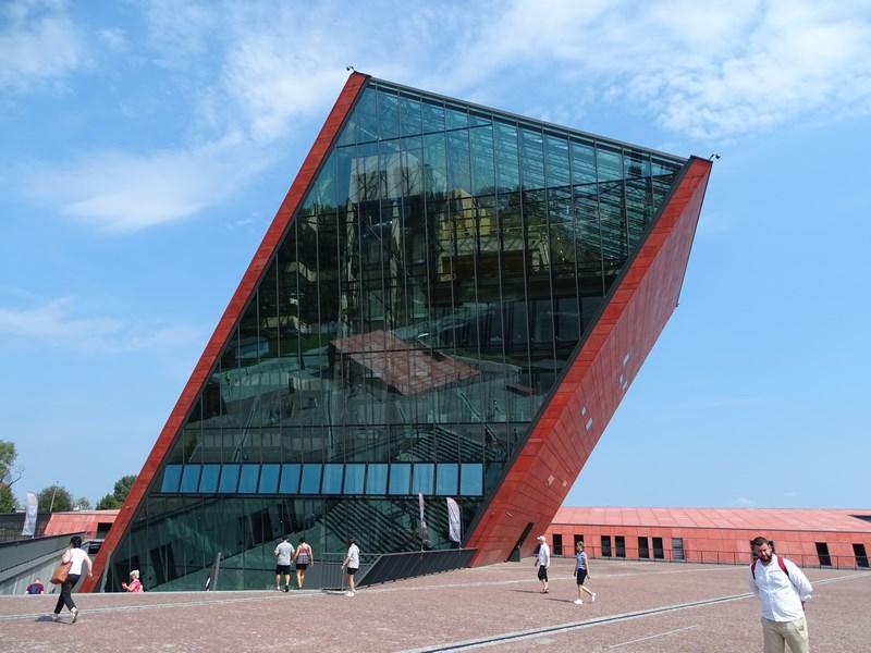 Muzeul Celui De Al Doilea Razboi Mondial Gdansk