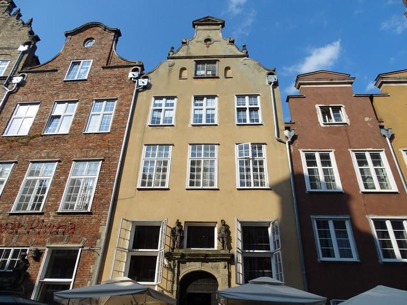 Case Centru Vechi Gdansk