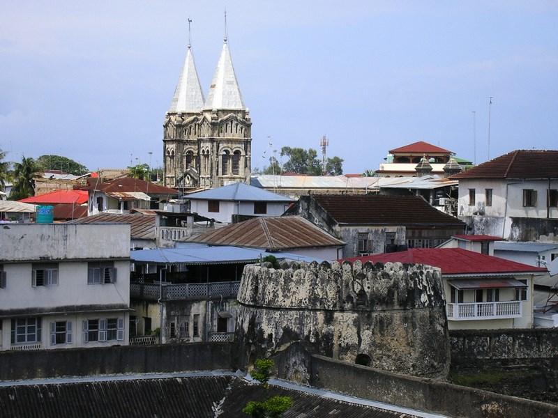 Panorama Zanzibar