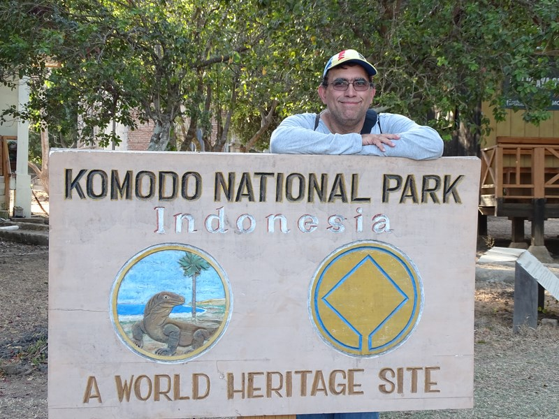 Parcul National Komodo