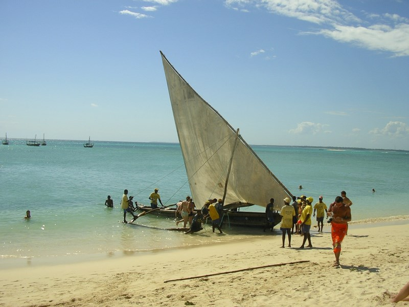 Plaja Tanzania