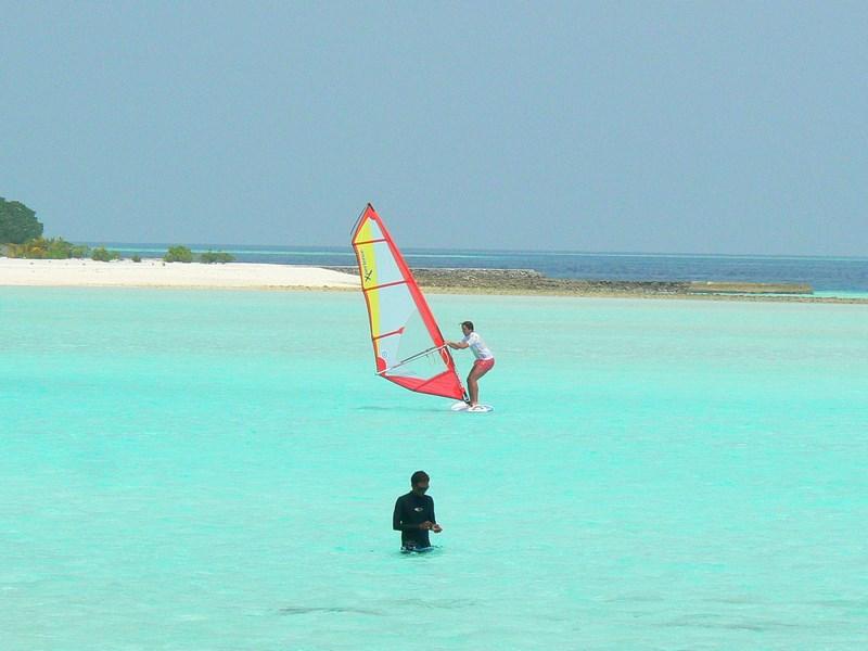 Water Sport Maldive