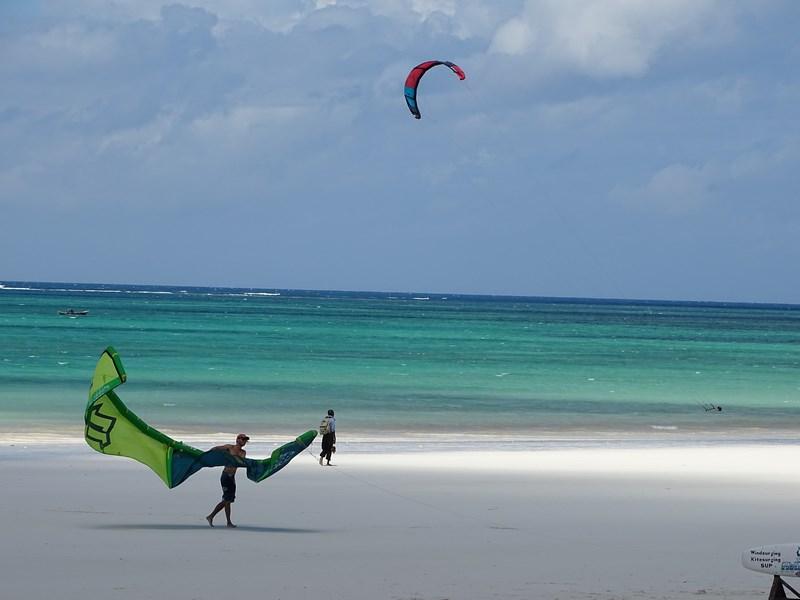 Plaja Kenya