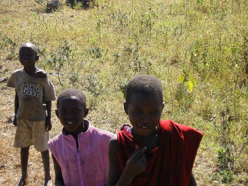 Oameni In Tanzania
