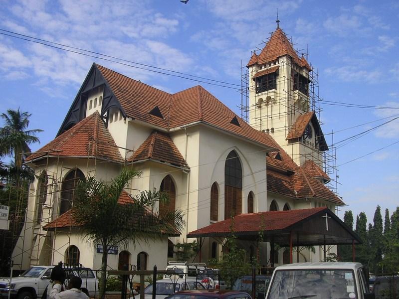 Biserica Dar Es Salaam