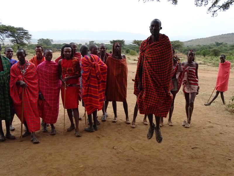 Dans Massai