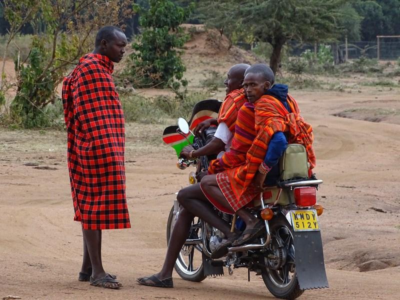 Masai Modern