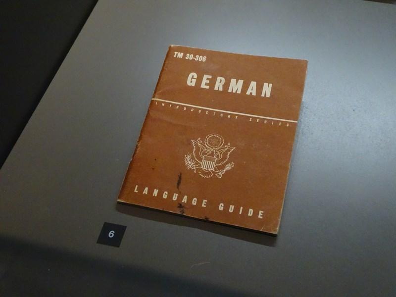 Germana Pentru Americani