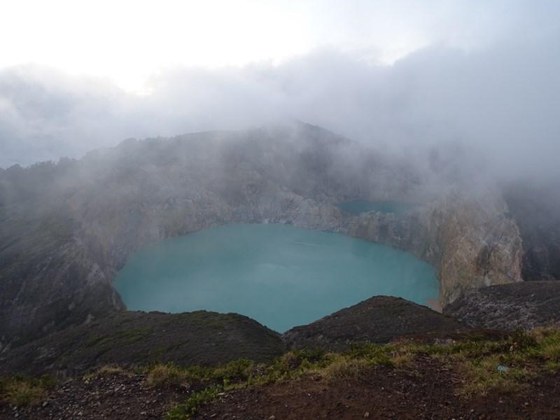 Lac Kelimutu