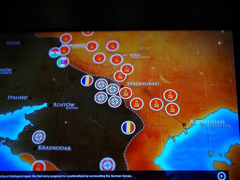 Atacul Germano Roman Stalingrad