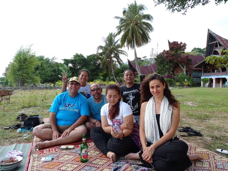 Cantaretii Din Indonezia