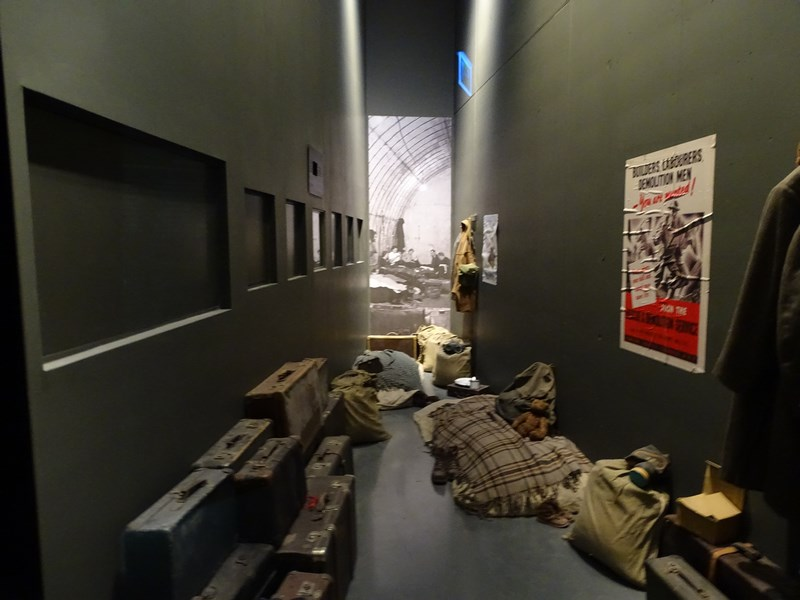 Adapost Bombardament Londra