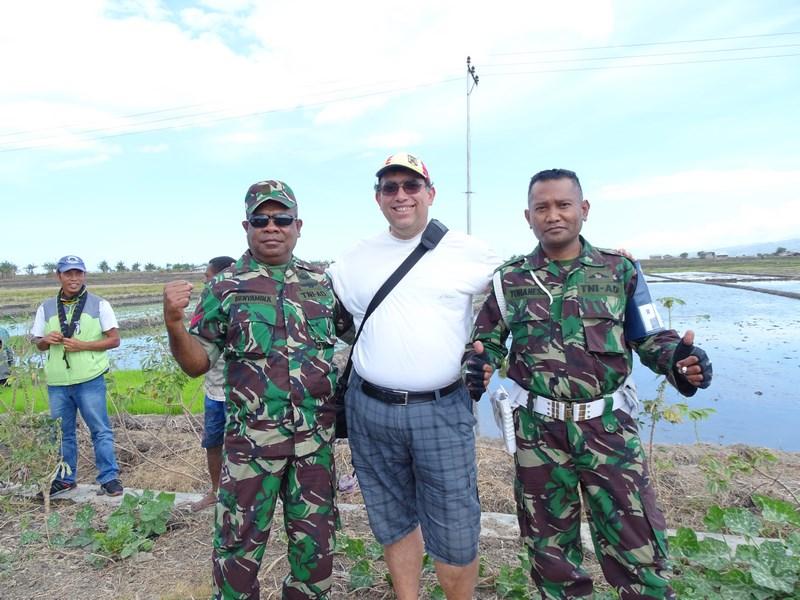 Politia Indonezia