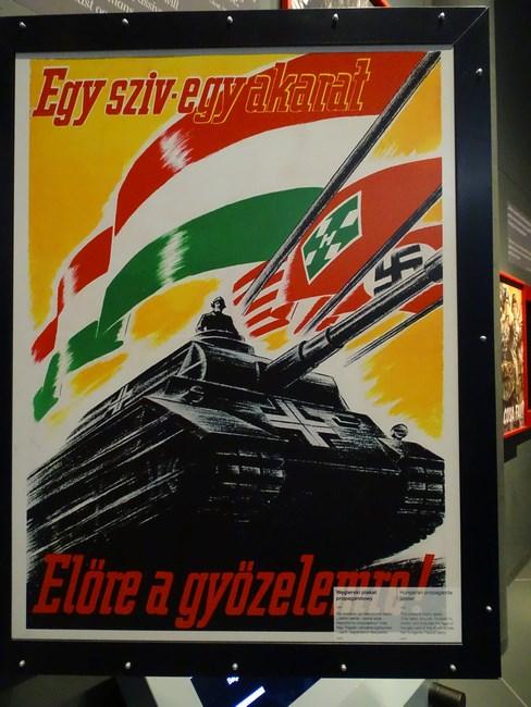 Ungaria Fascista Aliata Cu Germania Nazista