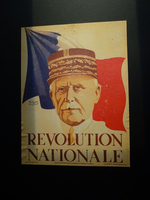 Revolutia Nationala Petain