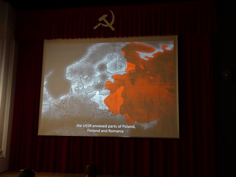 URSS Invadeaza Europa