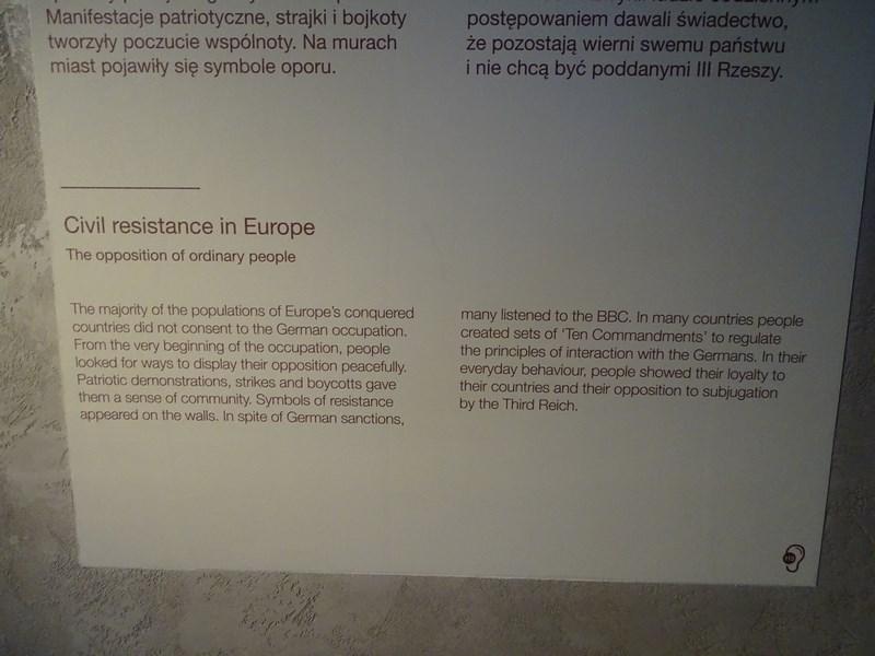 Rezistenta Civila In Europa