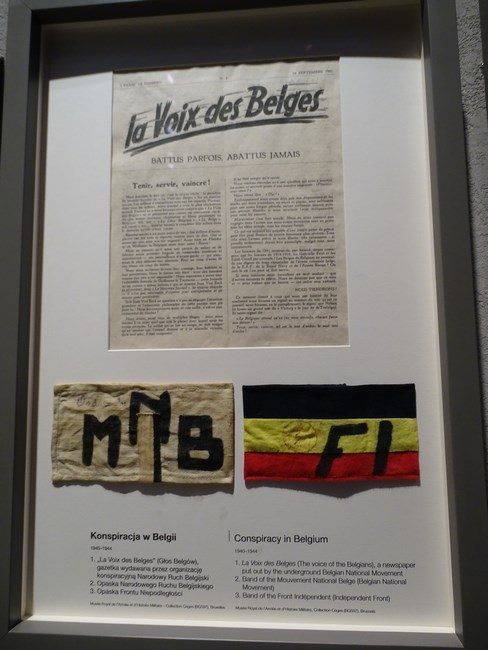 Rezistenta Belgiana