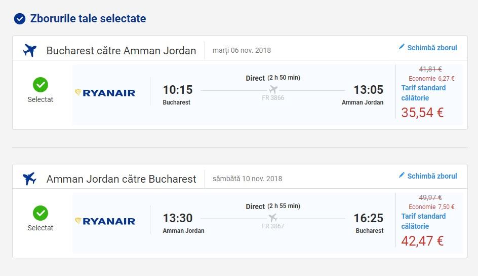 Ryanair Amman