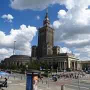 . Palatul Culturii Varsovia
