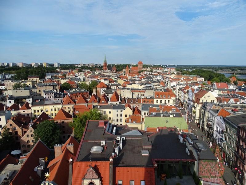 . Panorama Torun