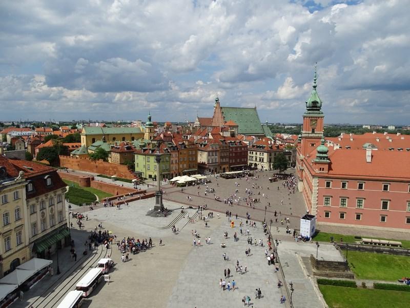 Centrul Vechi Varsovia