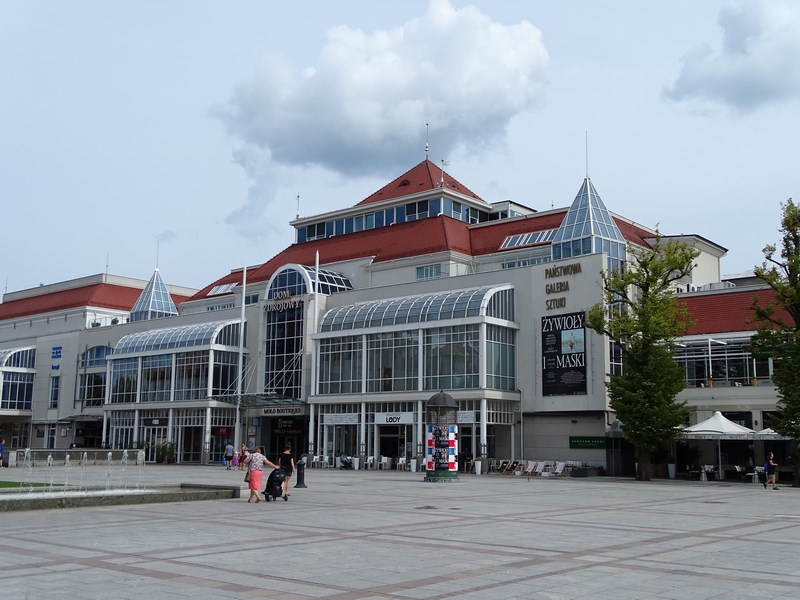 Mall In Sopot