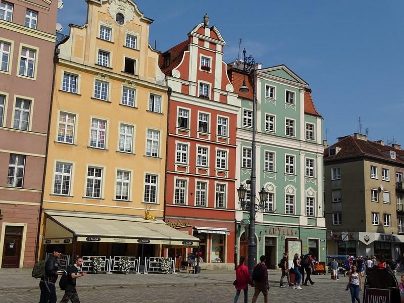 Orasul Vechi Wroclaw
