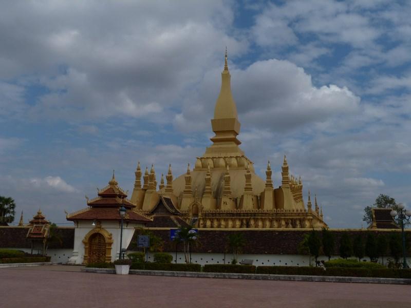 Stupa Vientiane