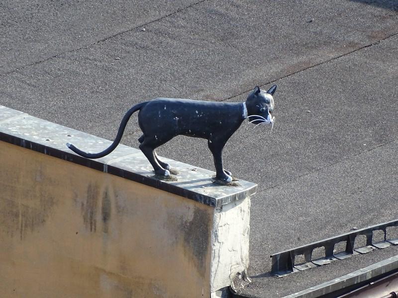 Statuie Pisica