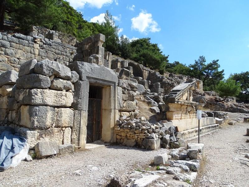 Morminte Arykanda