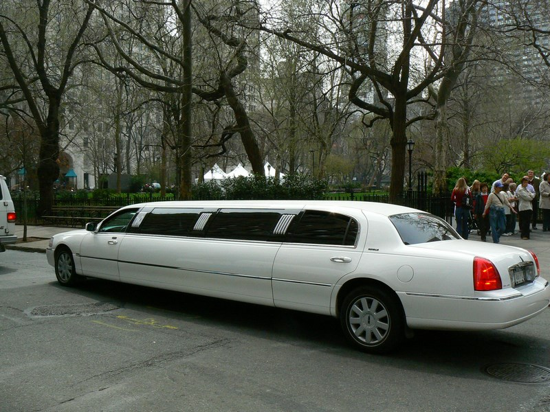 Limo In New York