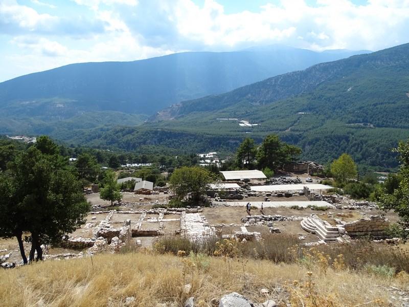 Panorama Arykanda