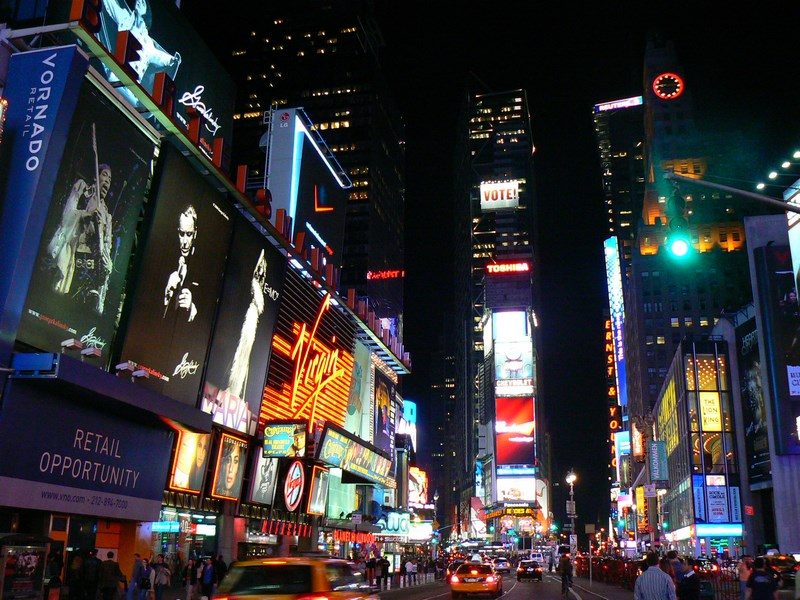 . Times Square