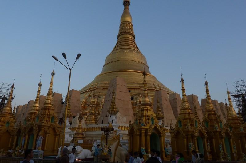 Stupa Yangon