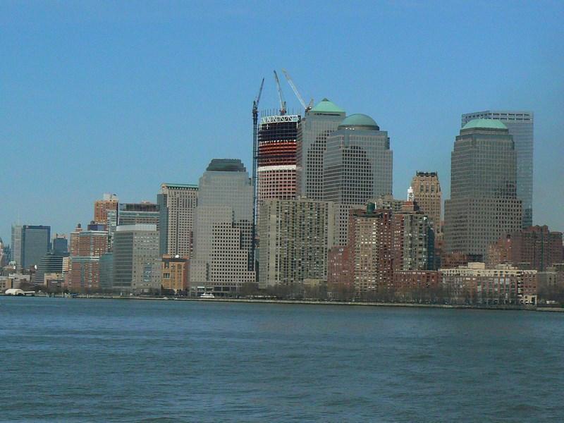 New York De La Statuia Libertatii
