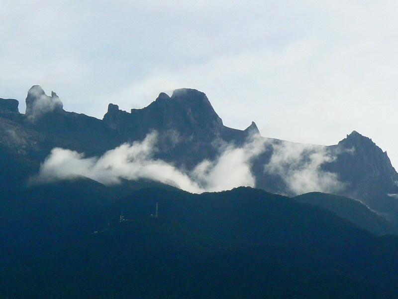 Muntele Kinabalu
