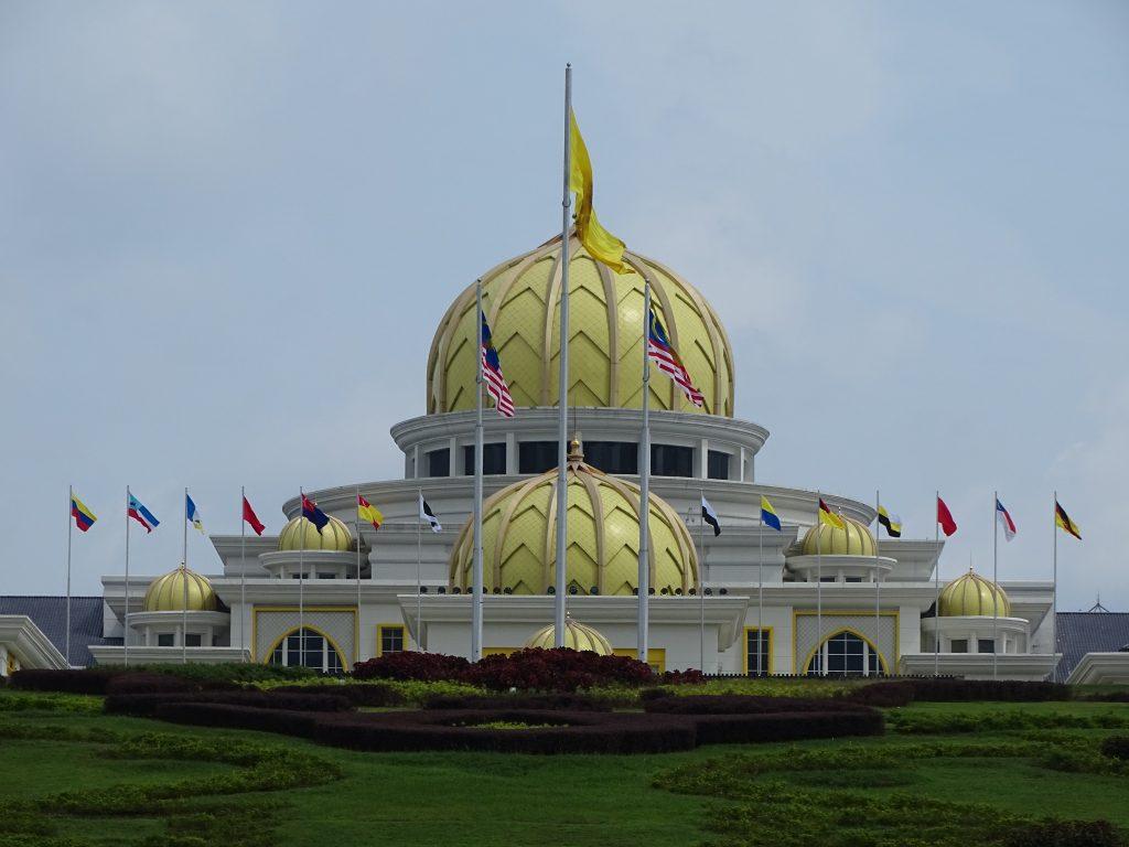 Palatul Sultanului Kuala Lumpur