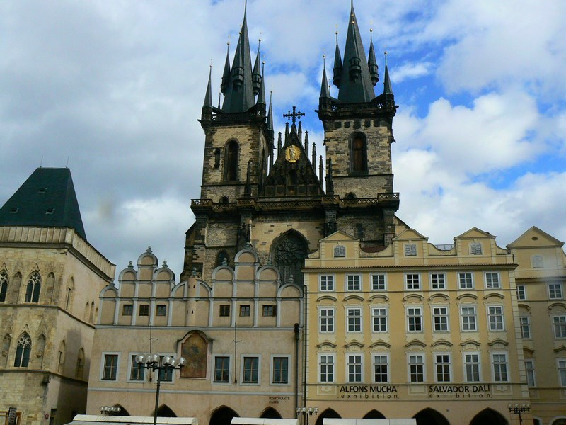Piata Centrala Praga