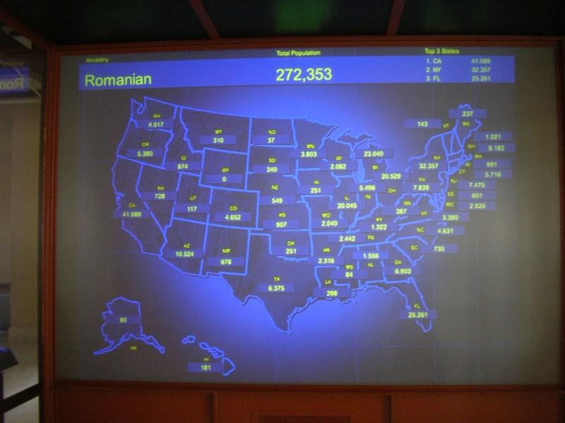 Romani In SUA