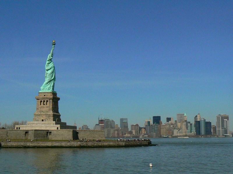 Statuia Libertatii New York