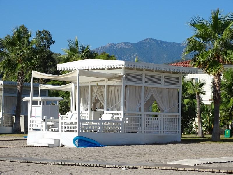 Pavilion Deschis Gural Tekirova