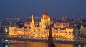 Parlament Ungaria
