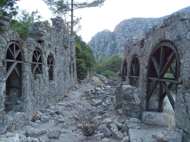 Bazilica Olympos