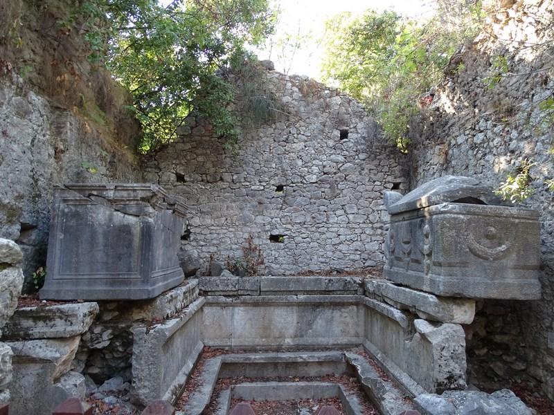 Sarcofage Olympos