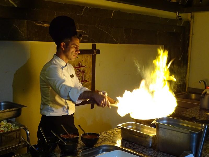 Cooking Show Gural Premiere Tekirova