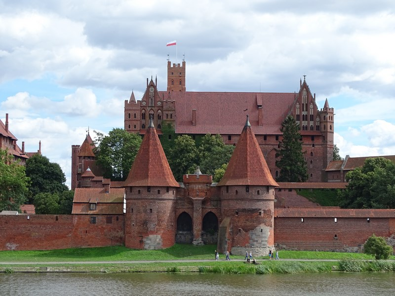 Malbork. Poland
