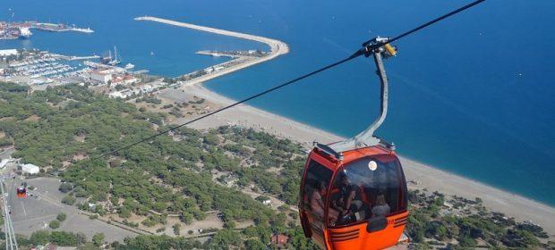 Telegondola Antalya