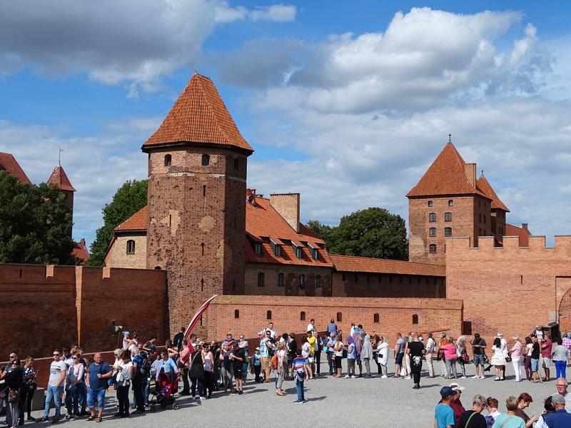 Malbork Marienburg Polonia