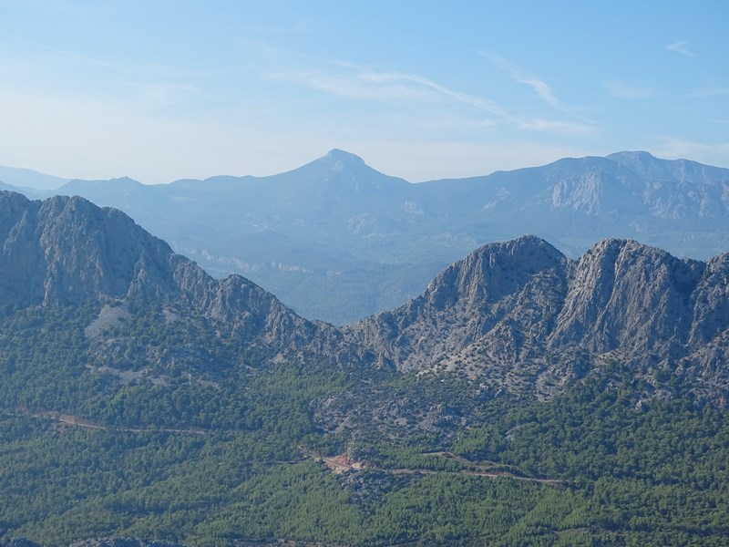 Panorama Munti Anatalya